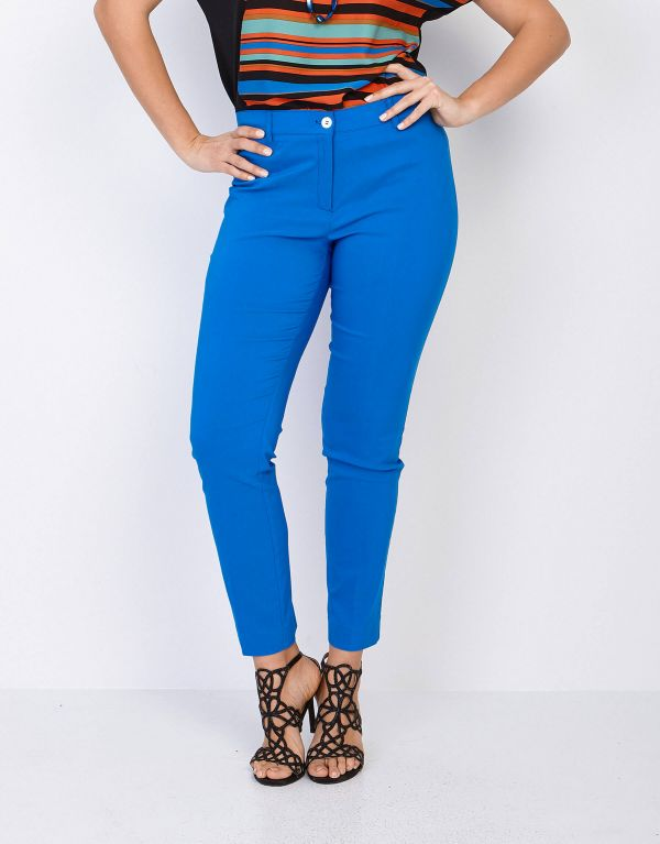 Pantalone basico stretch