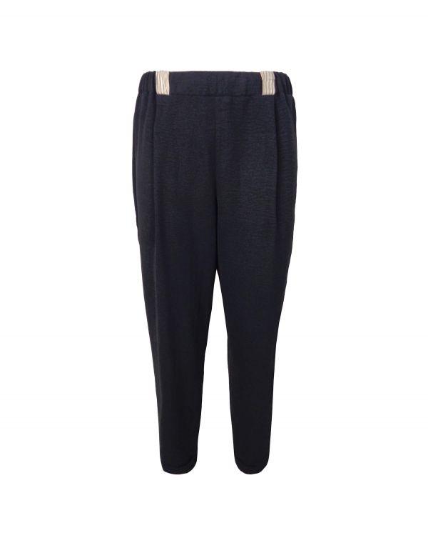 Pantalone con inserti...
