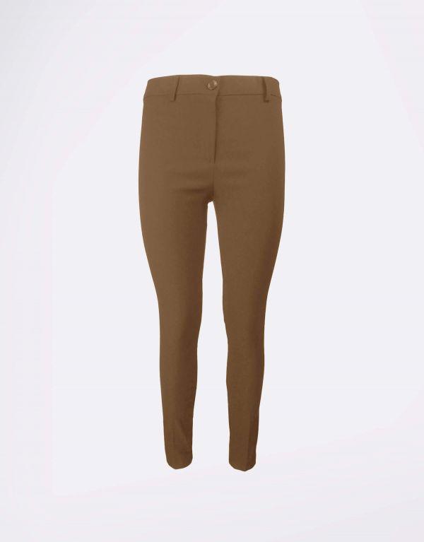 Pantalone basico bi-elastico