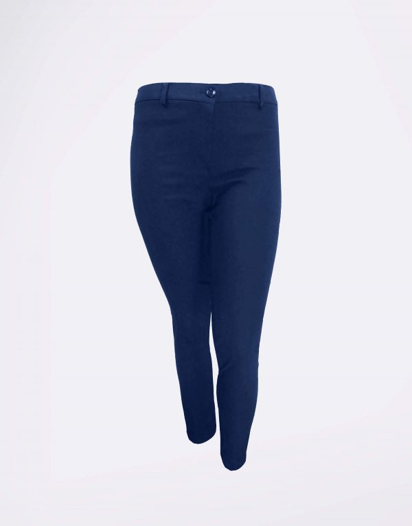 Pantalone basico in bengalina