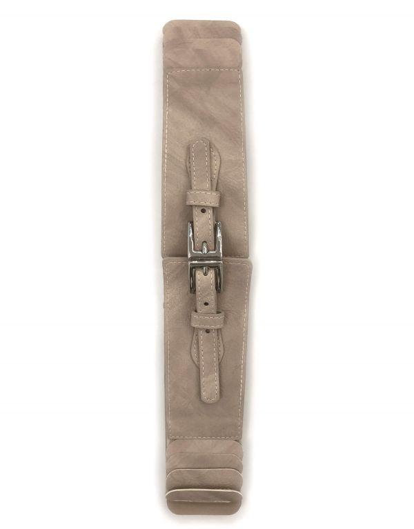 Cintura elastica con doppia...